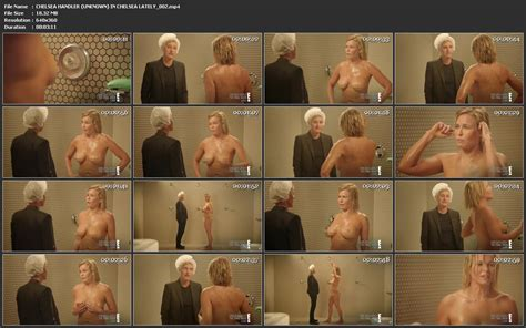 Naked Chelsea Handler In Chelsea Lately