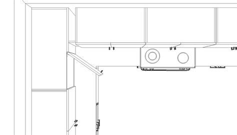 ikea kitchen hack a blind corner wall cabinet for irregular kitchens