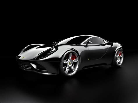 Black ferrari wallpaper this great picture for your phone! Black Ferrari Wallpapers - Wallpaper Cave