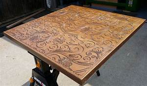 CNC Router adding value to recycled materials!
