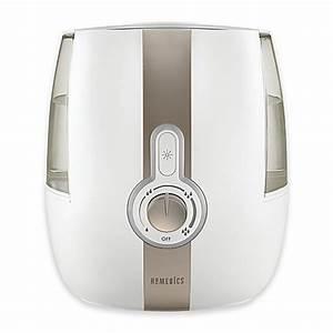 Homedics U00ae Cool Mist Ultrasonic Humidifier