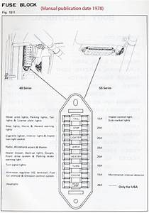 Fuse Block Diagram For 78 Fj40