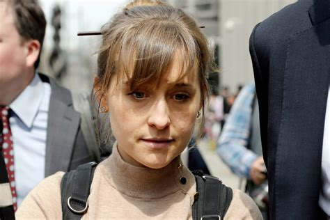 Nxivm Sex Slave Under Allison Mack Recounts Abuse
