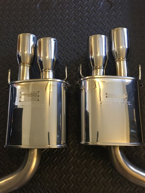 ca tanabe medalion exhaust  miles clublexus