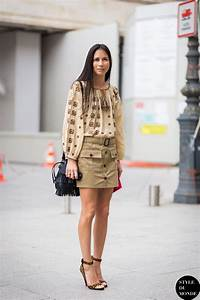 Haute Couture Fall 2014 Street Style: Melanie Huynh ...
