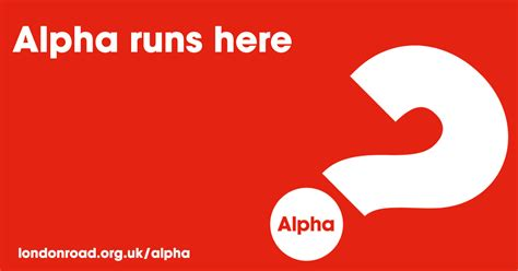 Alpha Course Lowestoft - London Road Baptist Church ...