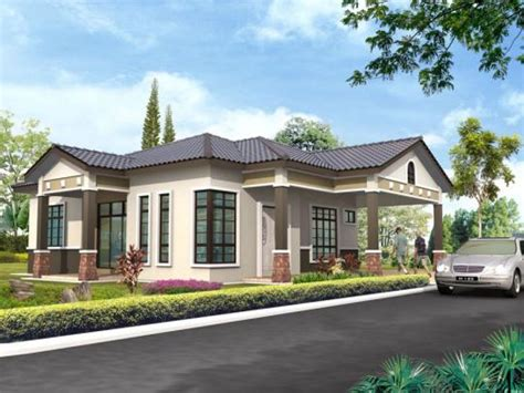 one story bungalow house plans single storey house models and plans 2016 modern house