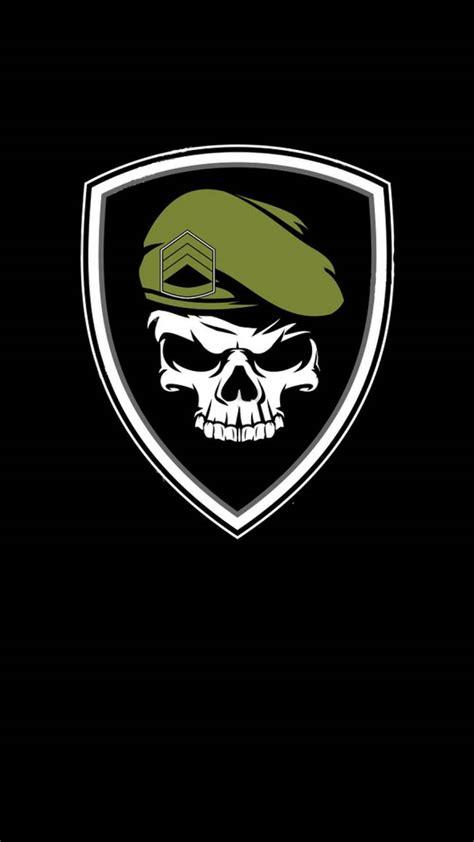 military skull wallpaper  chicovibe    zedge