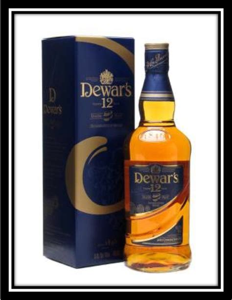 Best Shot Whisky Reviews  Tasting Notes Dewar's 12 Years