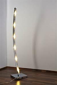 Halogène Led Sur Pied : lampe sur pied led lampadaire design halogene triloc ~ Teatrodelosmanantiales.com Idées de Décoration
