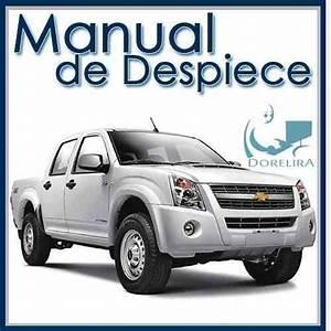 Manual De Despiece Completo Chevrolet Luv Dmax 2006