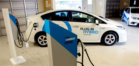 In Hybrid Electric Vehicles by Toyota Introduces In Specialists Across The Country