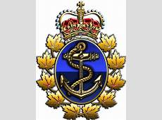 Military Insignia 3D Royal Canadian Navy Badge