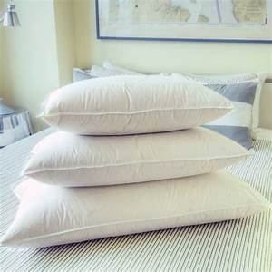 Down pillow soft 850 goose down feathered friends for Best soft down pillow