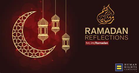 ramadan creating  traditions   intersections