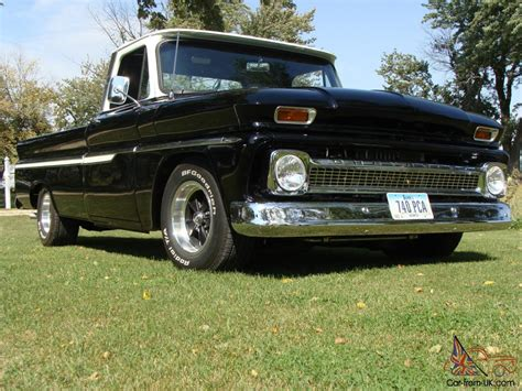1966 66 Chevy Chevrolet Custom Truck Less Than 1500 Miles