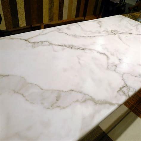 formica calacatta marble  alike laminate countertop