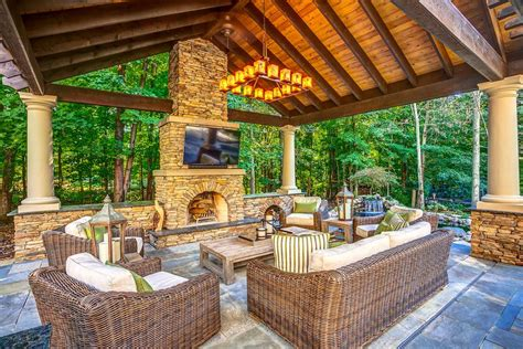 Small Kitchen Spaces Ideas - outdoor living spaces ideas homesalaska co