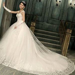 Wedding dress train for Wedding dresses with train