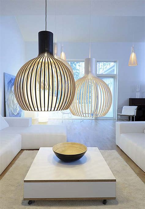 stylish pendant living room ls decozilla
