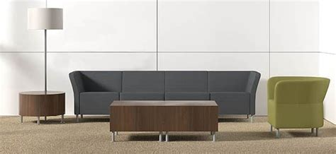 hon flock series collaborative furniture cylinder