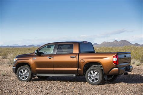 Toyota Tundra 1794 Edition 2017 by 2017 Toyota Tundra 1794 Edition 4x4 Review Motor Trend