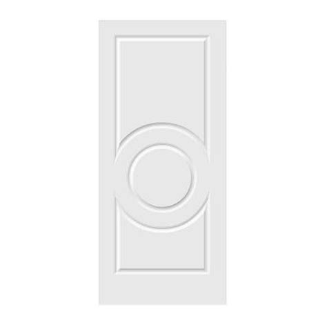 3 panel interior doors home depot jeld wen carved c3140 smooth 3 panel primed mdf interior