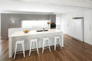 sleek modern kitchen 1270