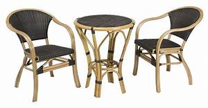 chaises bistrot bois occasion advice for your home With chaise pour table en bois
