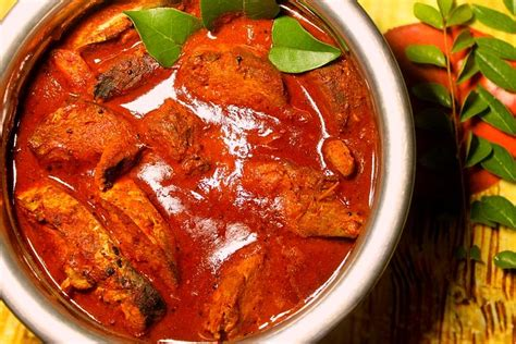 tanzanian fish curry ethnic foods