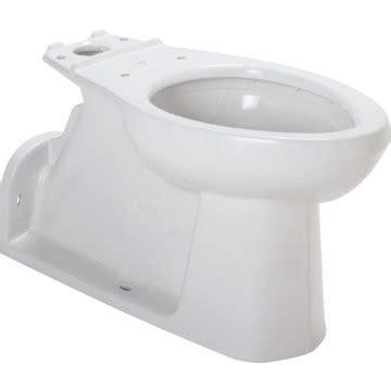 Gerber® Ultra Flush® Back Outlet Elongated Toilet Bowl Ada