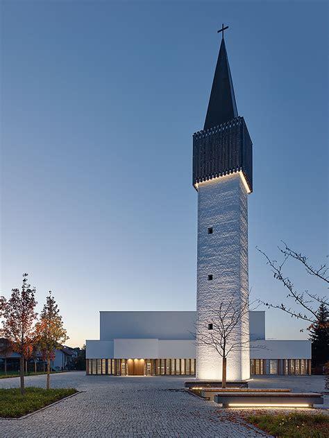 modern churches