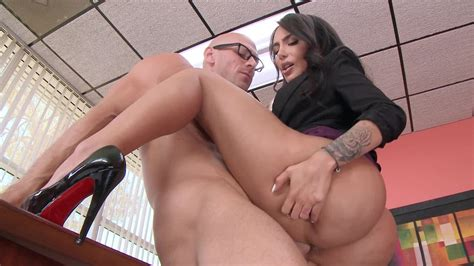Showing Media And Posts For Johnny Sins At Brazzers Office