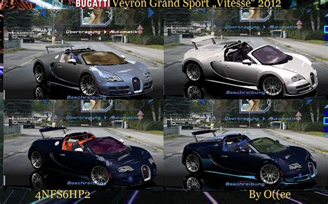 """For all other types of cookies we need your permission. Need For Speed Hot Pursuit 2 Bugatti-Veyron-Grand-Sport""""Vitesse"""" 2012 