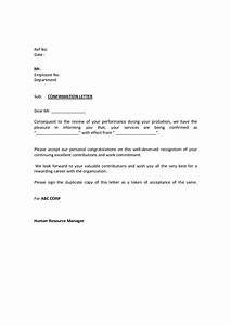 Best Photos of Probation Extension Letter Sample  90 Day Probation Letter Sample, Employee