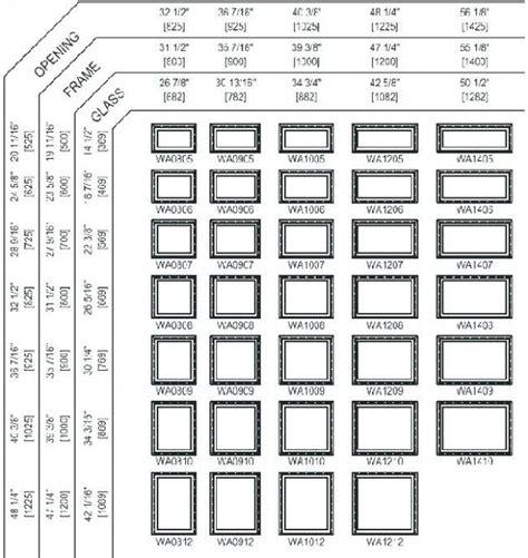 andersen casement window sizes standard window sizes full size  renovations standard