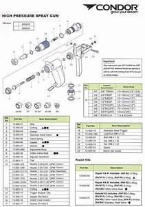 Honda Spare Parts List