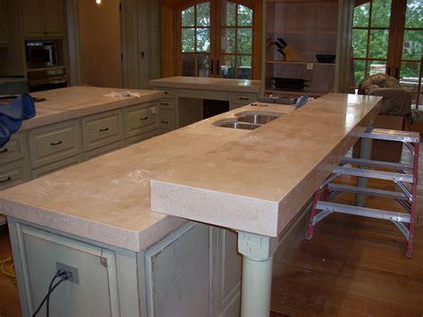 Concrete Kitchen Countertops  Home Design Ideas Essentials
