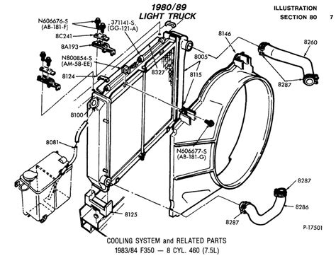 1988 Ford F 150 Engine Vacuum Diagram by Ford Wiring 1986 Ford 460 Vacuum Diagram Best Free