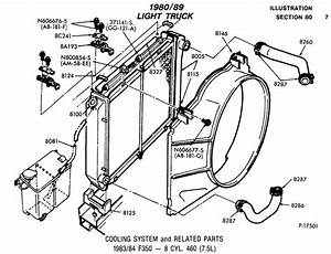 Ford Wiring   1986 Ford 460 Vacuum Diagram