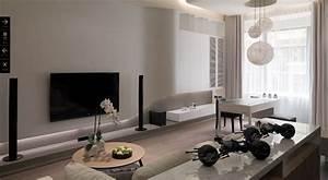 white modern living room 2 | Interior Design Ideas.