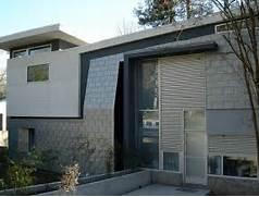 Exterior Options For Metal Buildings by Lewitt Residence Georgia RHEINZINK PrePATINA Blue Gray Zinc Sinusoidal Corru