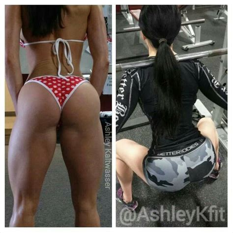 squat squats legs ashley kaltwasser glutes want ass they ladies fitness leg deadlifts workout straight then jamie loads