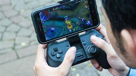 Mobile Legends Gameplay With Gamesir Gamepad!