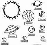 Coloring Pages Planets Planet sketch template
