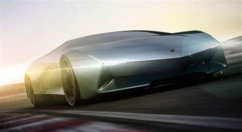 Lamborghini Pura 2022 Electric Supercar Concept Design
