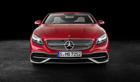 2017 Mercedes-maybach S650 Cabriolet: Ultimate S-class
