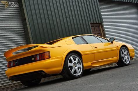 how to work on cars 1996 lotus esprit lane departure warning 1996 lotus esprit v8 for sale dyler
