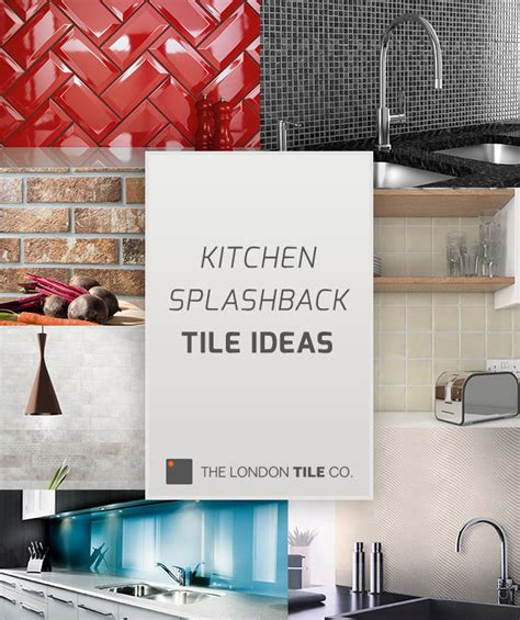 Kitchen Splashback Tile Design Ideas  The London Tile Co