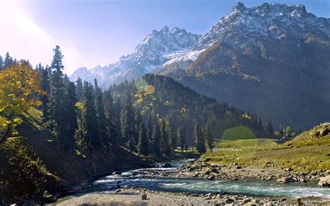Valley Floor Yosemite by Sonamarg Valley In Jammu And Kashmir Thousand Wonders